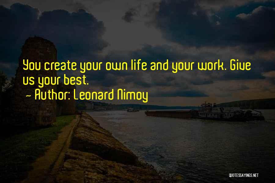 Leonard Nimoy Quotes 1621270