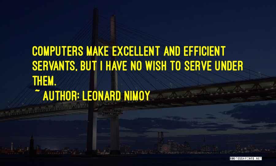 Leonard Nimoy Quotes 1657486