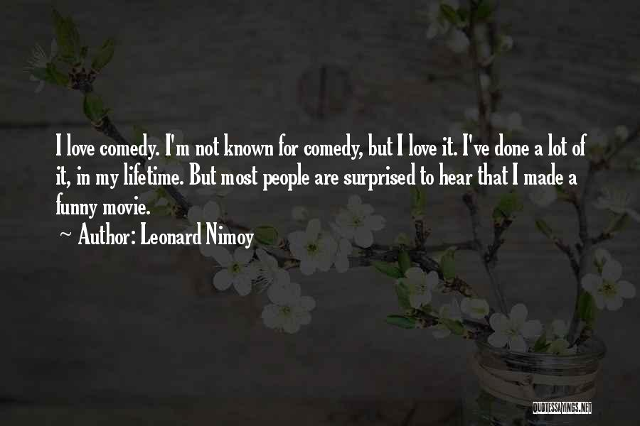 Leonard Nimoy Quotes 167243
