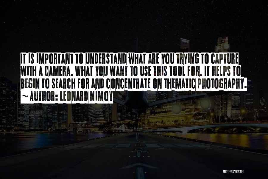 Leonard Nimoy Quotes 1893413