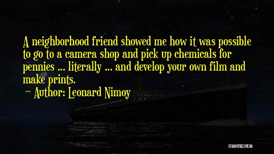 Leonard Nimoy Quotes 1921858