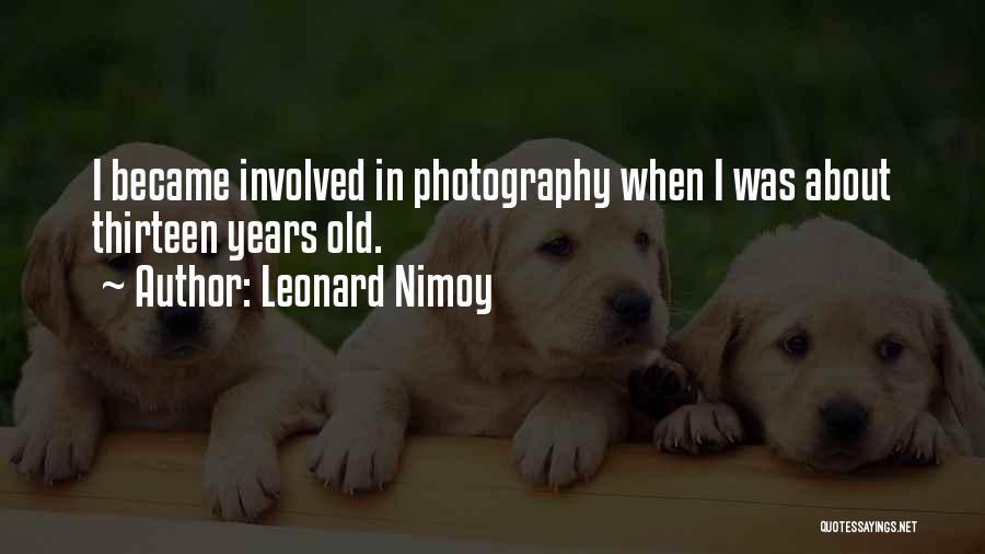Leonard Nimoy Quotes 2183427