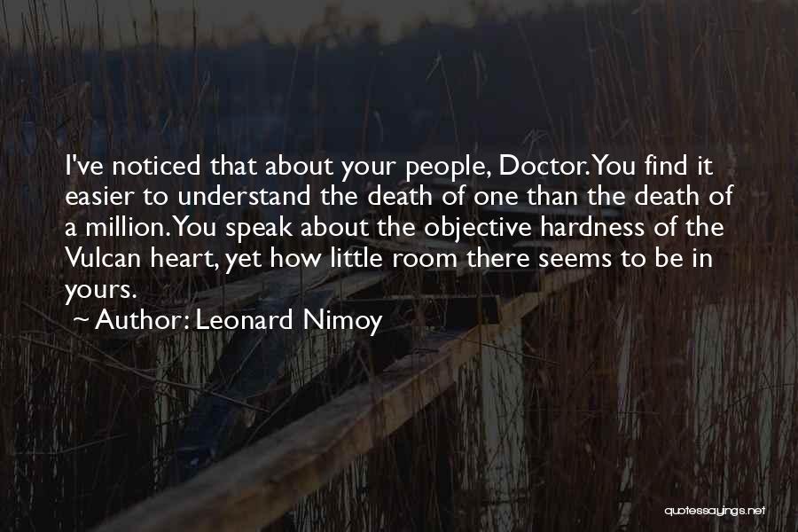 Leonard Nimoy Quotes 268085