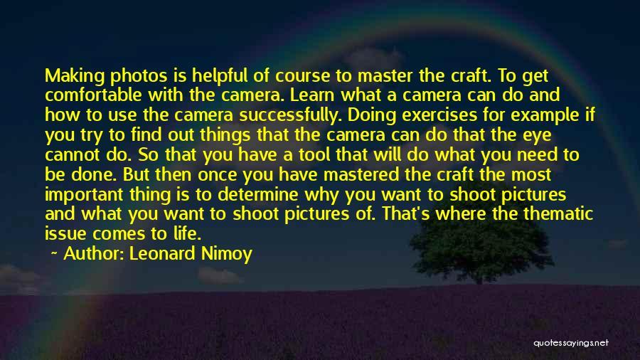 Leonard Nimoy Quotes 341930
