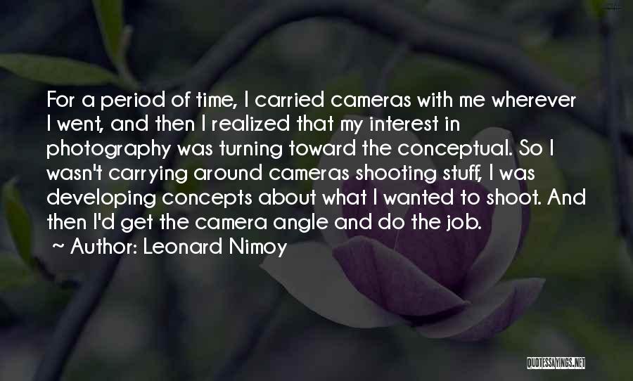 Leonard Nimoy Quotes 385245