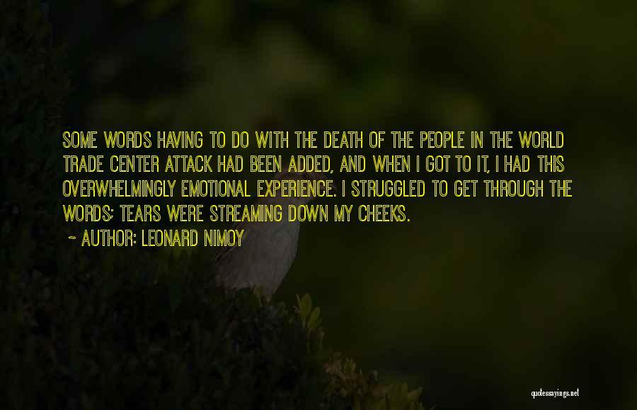 Leonard Nimoy Quotes 626936