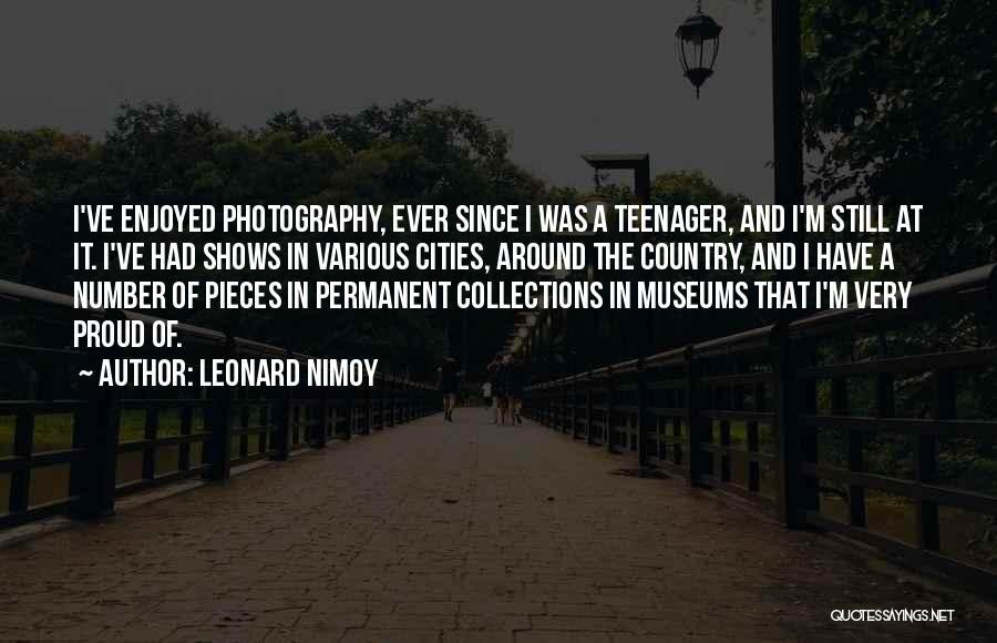 Leonard Nimoy Quotes 638723