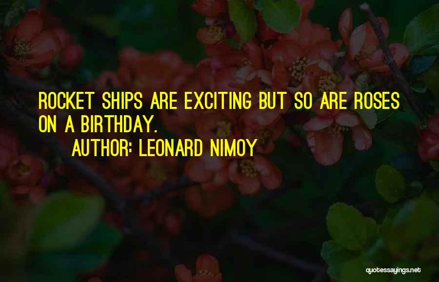 Leonard Nimoy Quotes 761864