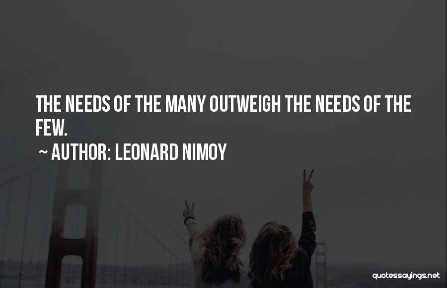 Leonard Nimoy Quotes 81541