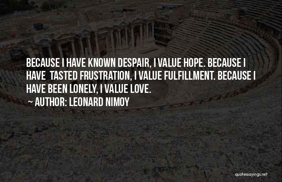 Leonard Nimoy Quotes 897999