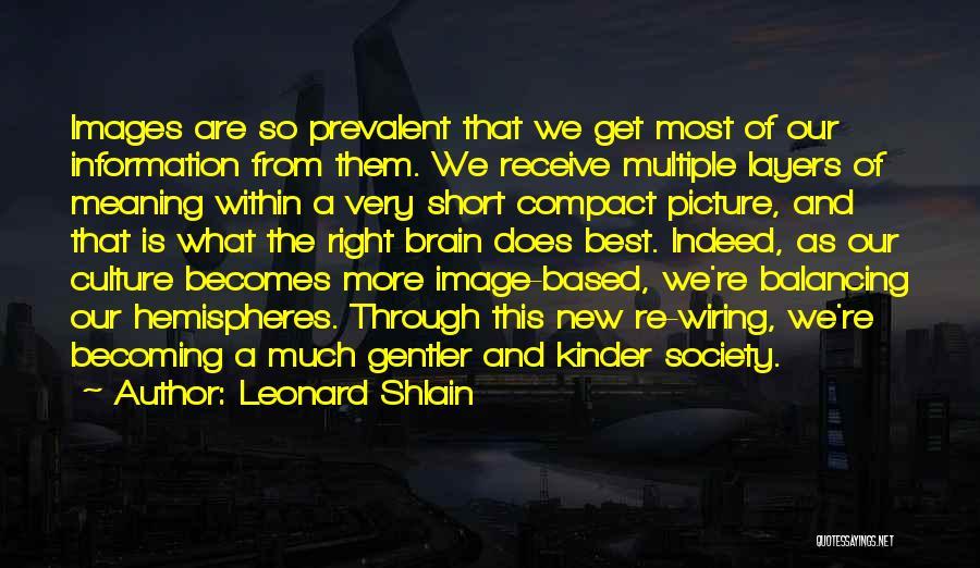Leonard Shlain Quotes 2162623