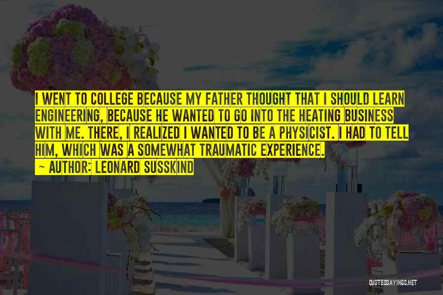 Leonard Susskind Quotes 1026529