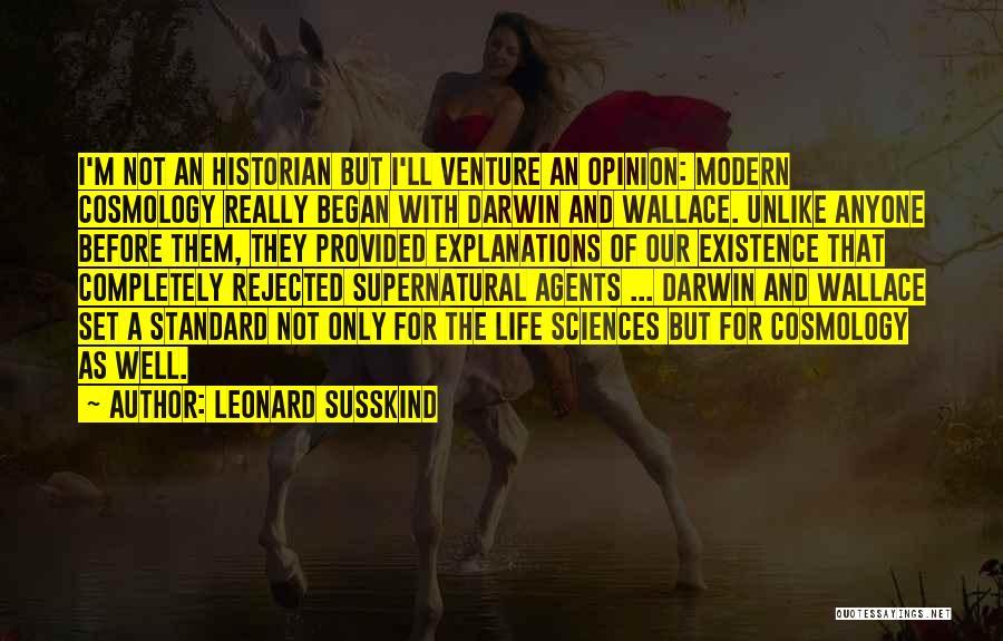 Leonard Susskind Quotes 1042625