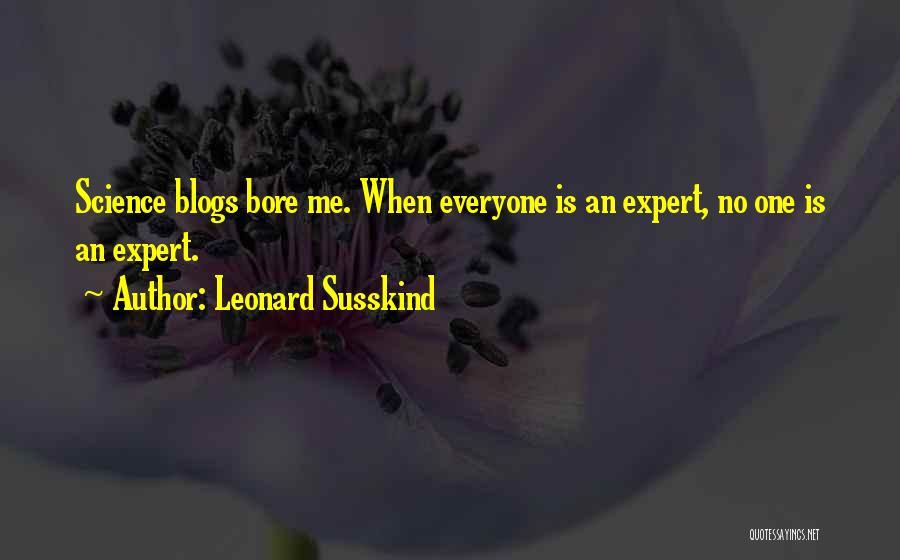 Leonard Susskind Quotes 1985169