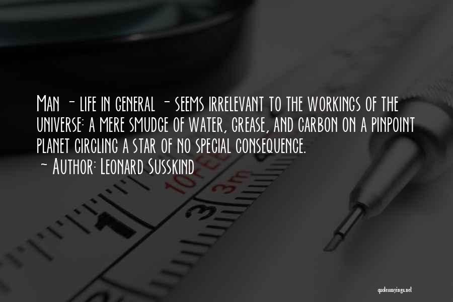Leonard Susskind Quotes 917292