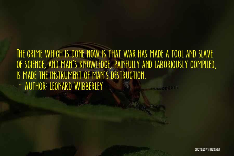 Leonard Wibberley Quotes 1558823