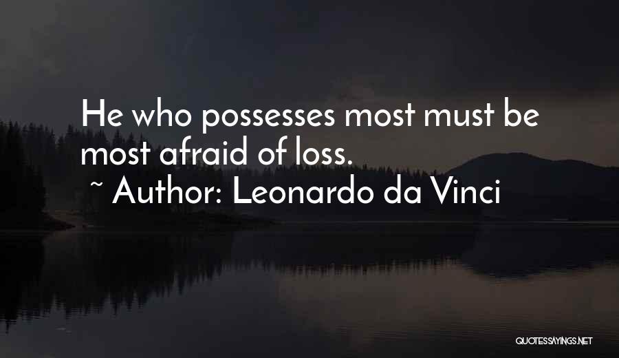 Leonardo Da Vinci Quotes 1183743