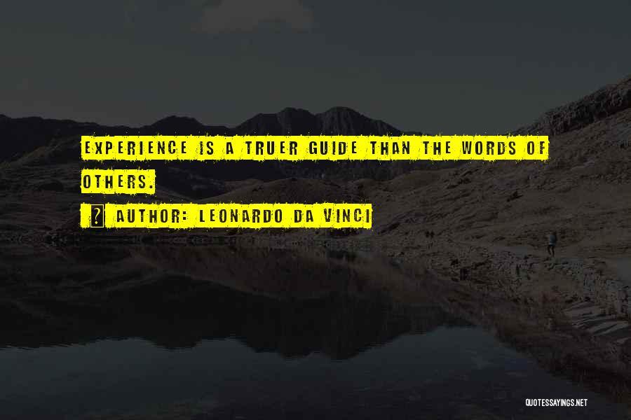 Leonardo Da Vinci Quotes 1347832