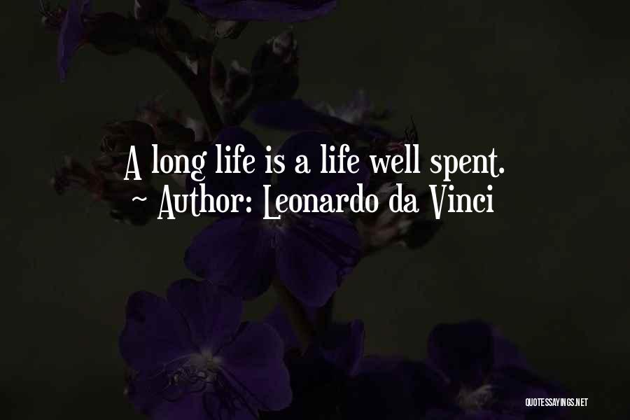 Leonardo Da Vinci Quotes 1396937