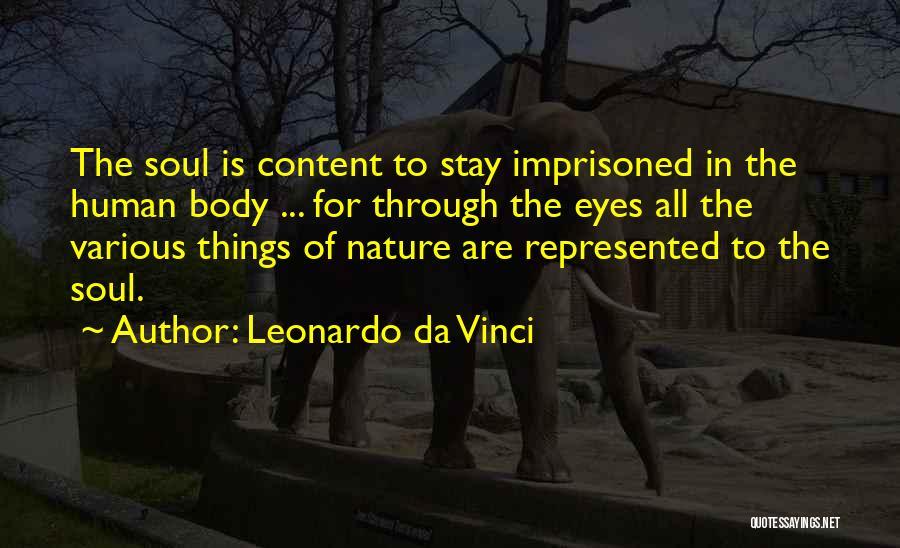 Leonardo Da Vinci Quotes 1985648