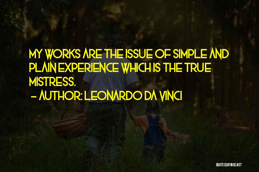 Leonardo Da Vinci Quotes 2133920