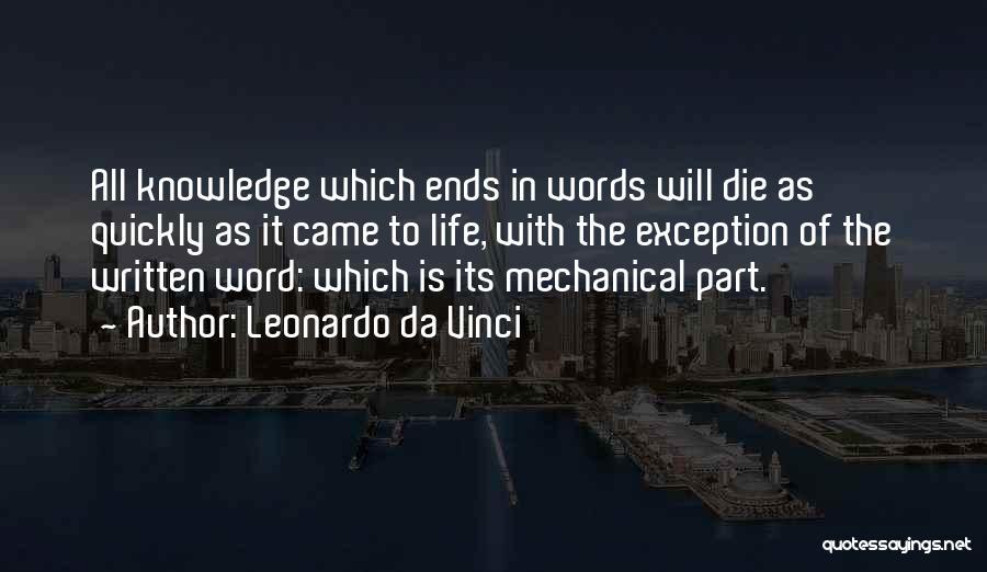 Leonardo Da Vinci Quotes 404865