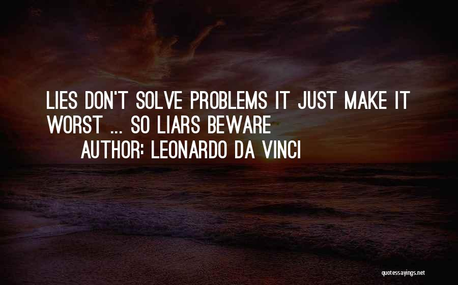 Leonardo Da Vinci Quotes 849149