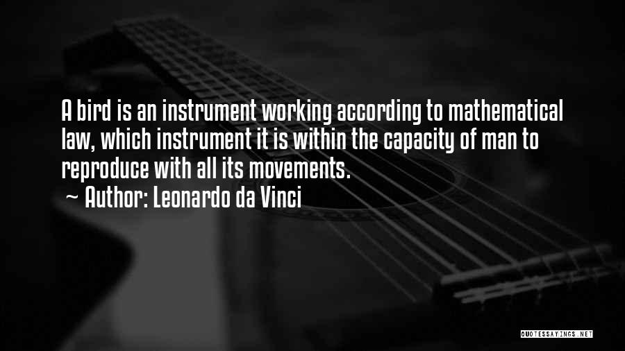 Leonardo Da Vinci Quotes 994119