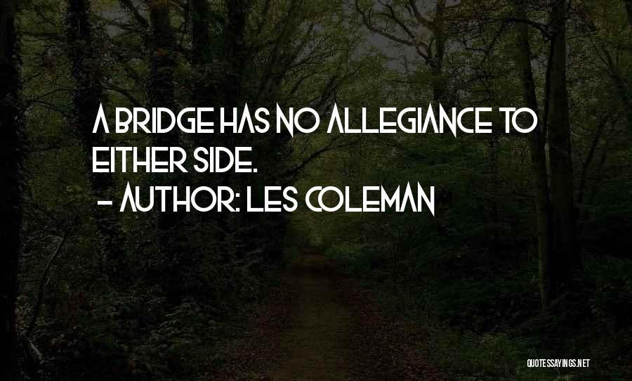 Les Coleman Quotes 535541