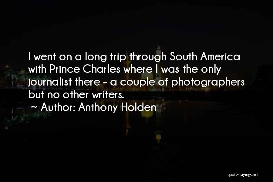 Les Kendall Strictly Ballroom Quotes By Anthony Holden