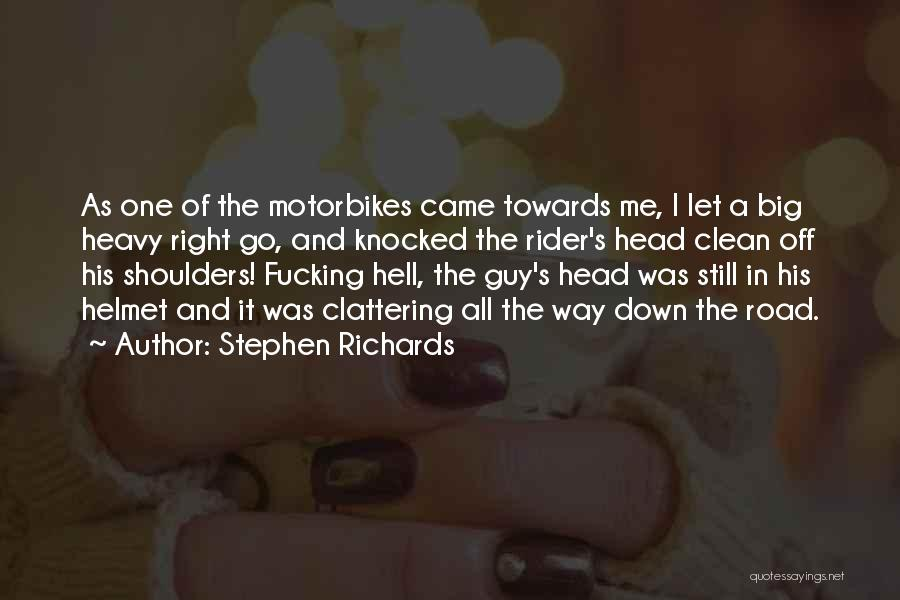 Les Kendall Strictly Ballroom Quotes By Stephen Richards