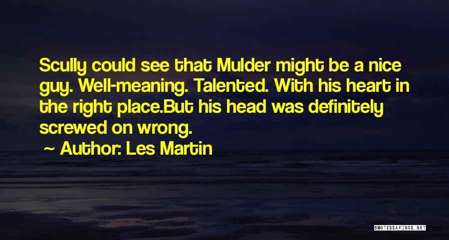 Les Martin Quotes 1919066