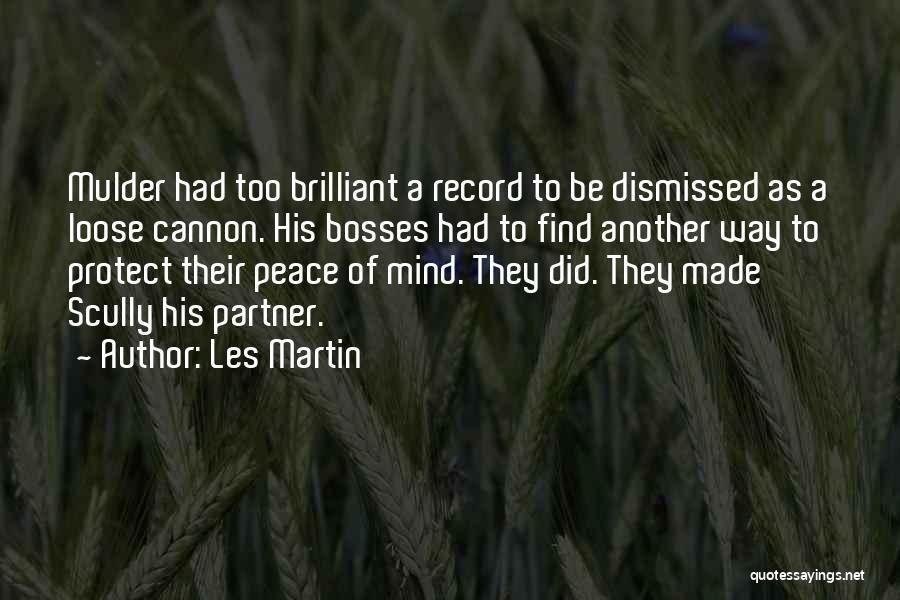 Les Martin Quotes 2067725