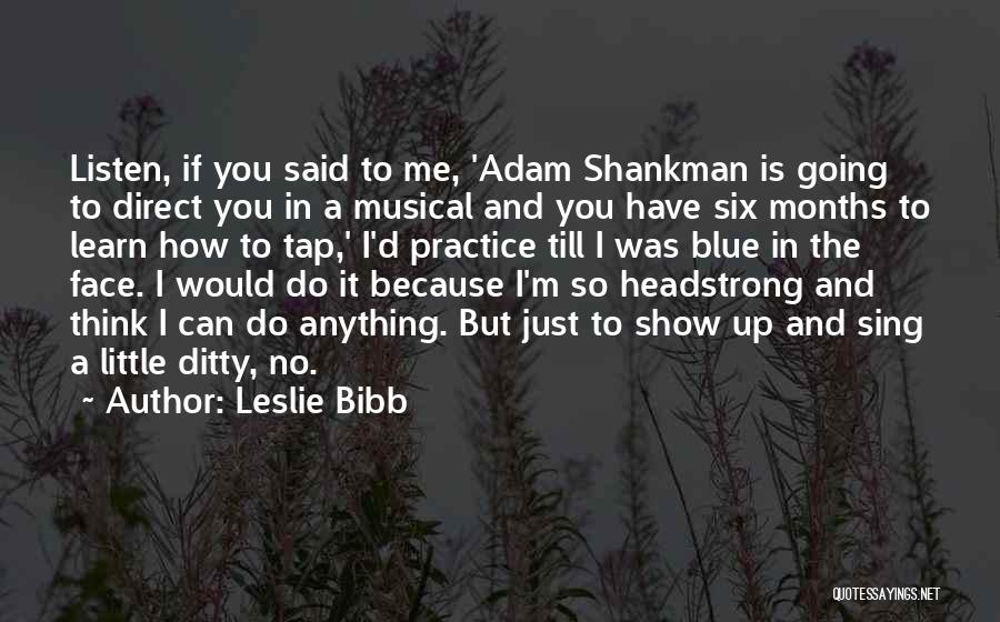 Leslie Bibb Quotes 530589