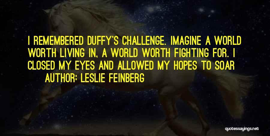 Leslie Feinberg Quotes 1575623