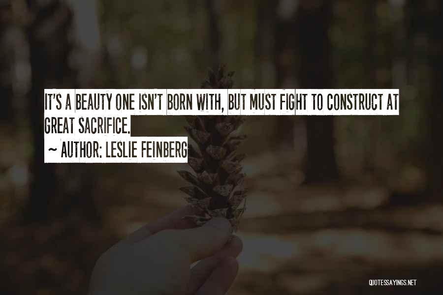 Leslie Feinberg Quotes 1644768