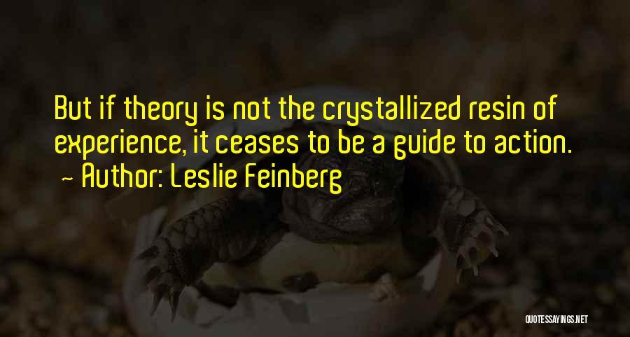 Leslie Feinberg Quotes 1907963