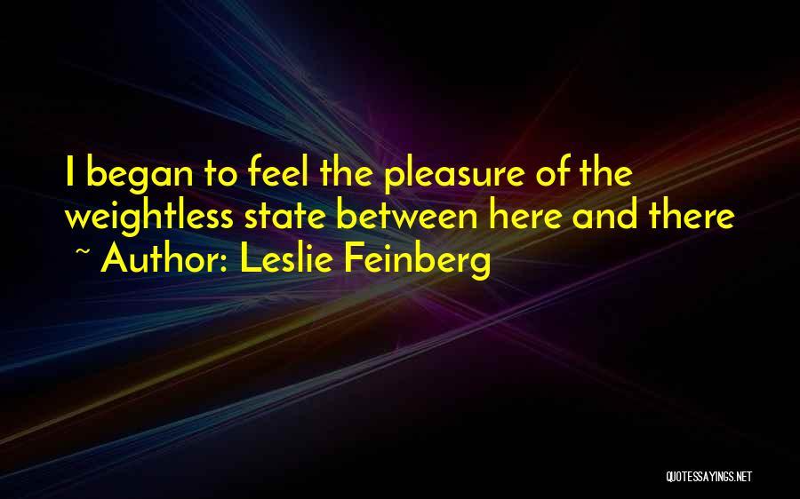 Leslie Feinberg Quotes 216073