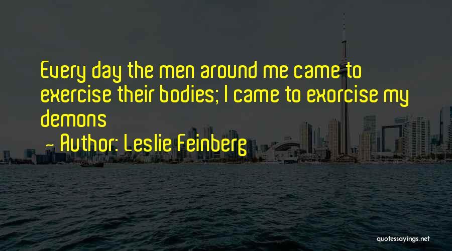 Leslie Feinberg Quotes 2166379