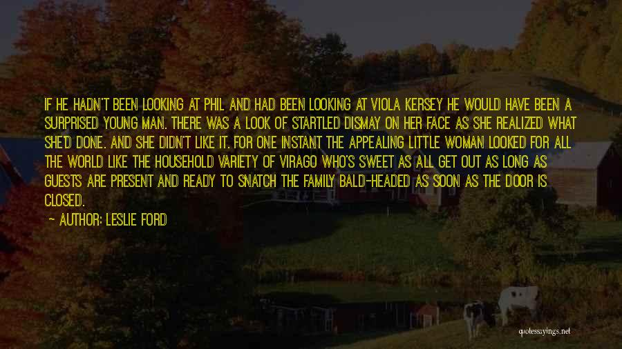 Leslie Ford Quotes 1516745