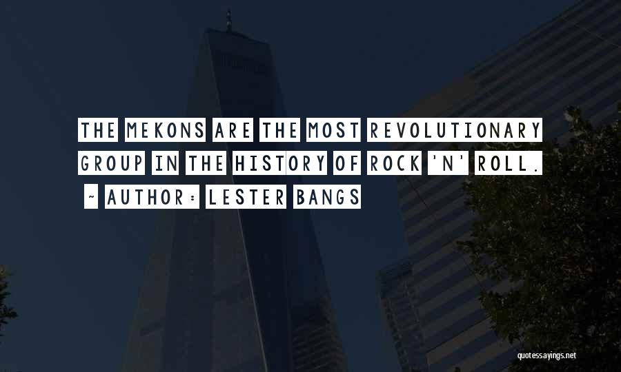 Lester Bangs Quotes 288584