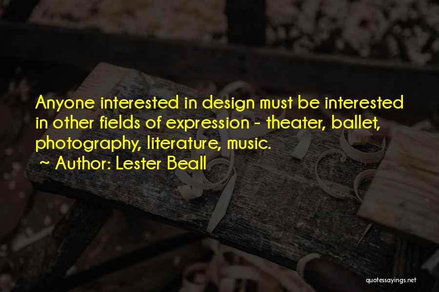 Lester Beall Quotes 1416710