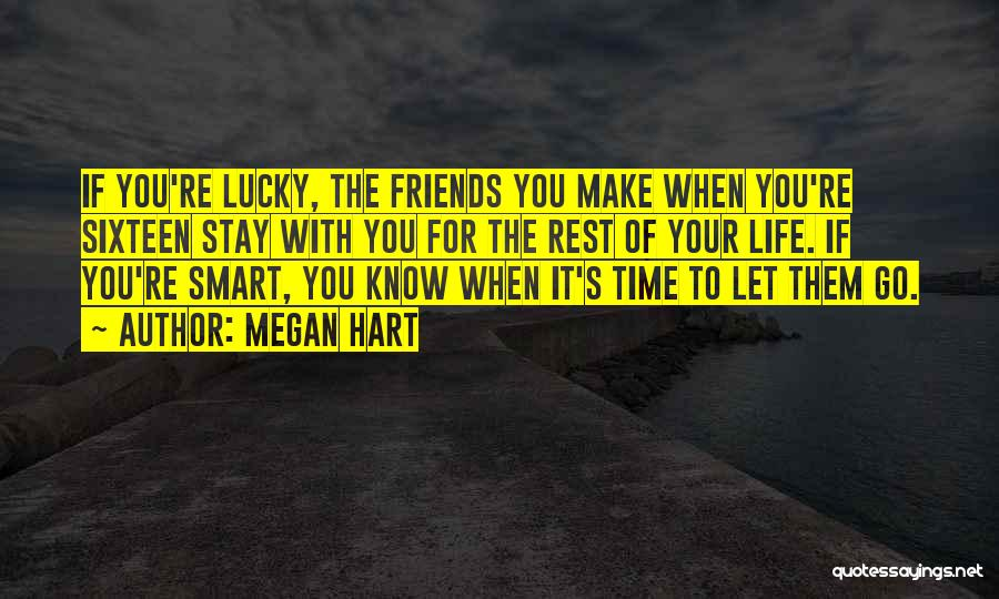 Let Go Let Go Quotes By Megan Hart