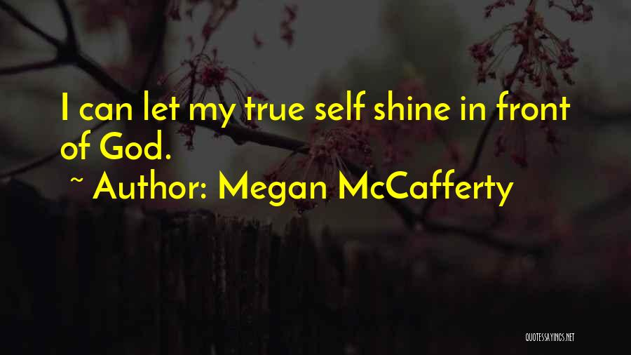 Let Her Shine Quotes By Megan McCafferty