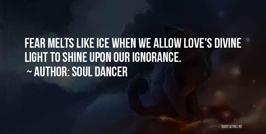 Let Her Shine Quotes By Soul Dancer