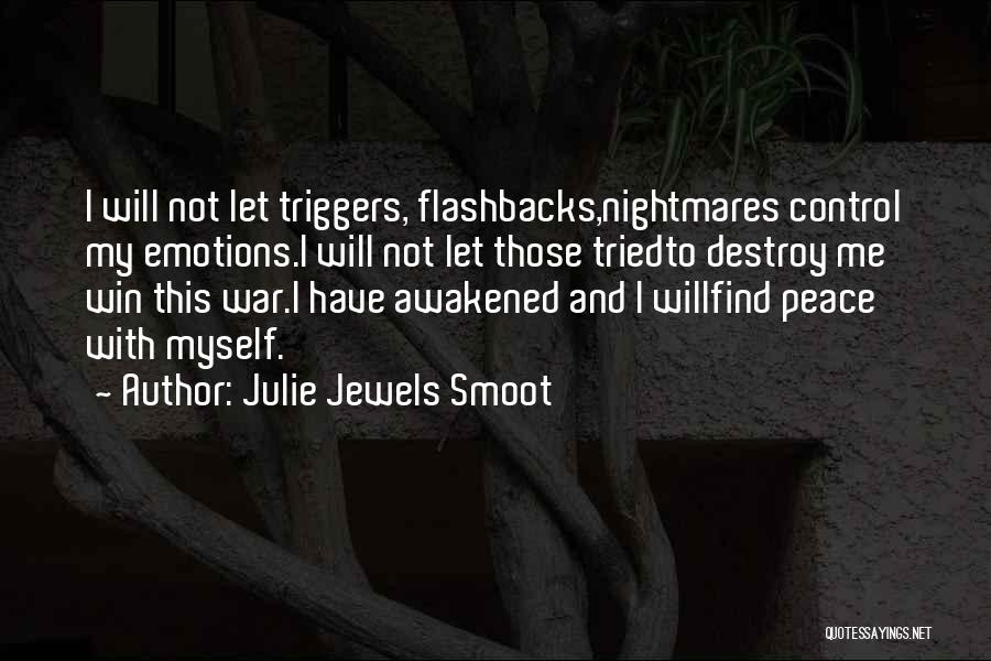 Let Me Find Myself Quotes By Julie Jewels Smoot