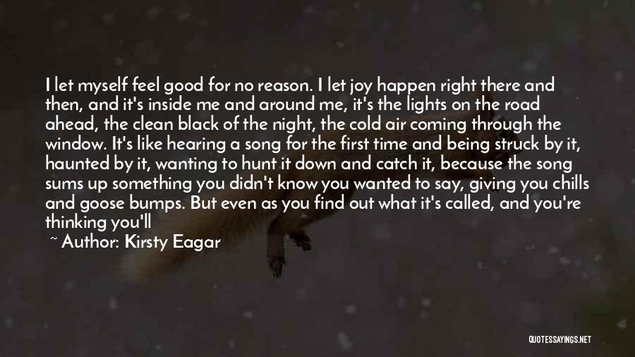 Let Me Find Myself Quotes By Kirsty Eagar