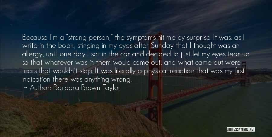 Let Me In Book Quotes By Barbara Brown Taylor