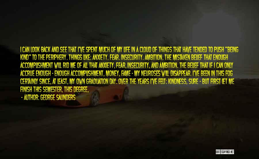 Let Me In Book Quotes By George Saunders