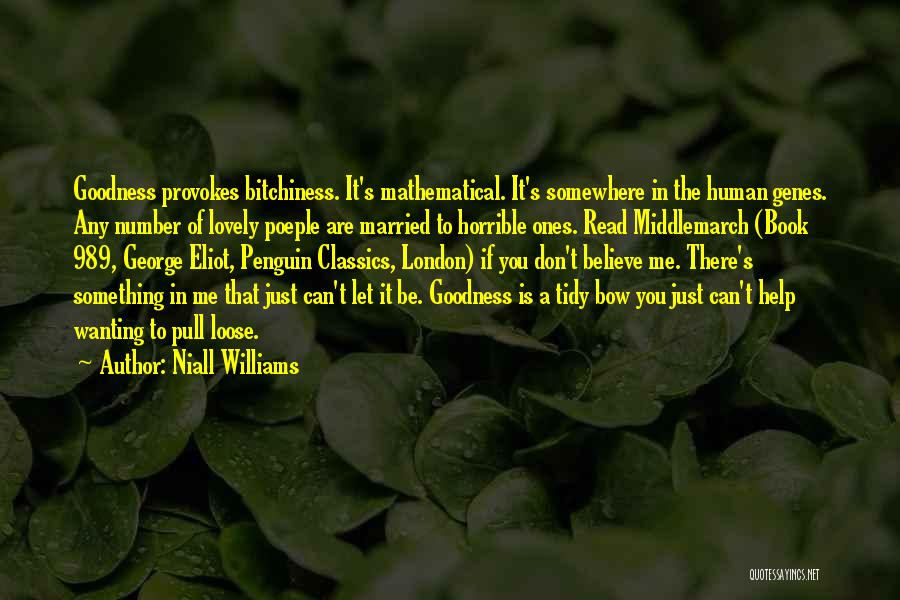 Let Me In Book Quotes By Niall Williams